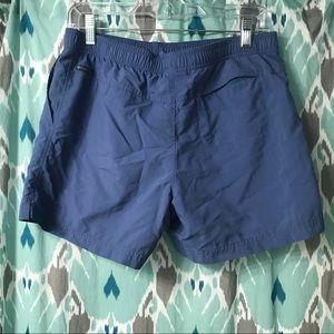 Columbia 100% Nylon Hiking Shorts